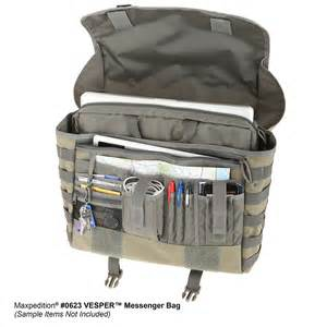 Maxpedition Vesper Messenger Bag