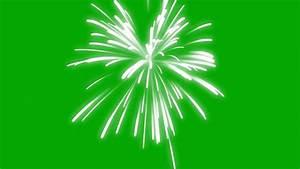Green Fireworks White Background   www.imgkid.com - The ...