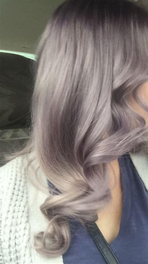 1000 Ideas About Silver Purple Hair On Pinterest Purple