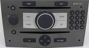 Radio Opel Astra H : radio nawigacja fabrycza opel astra h zafira b corsa d ~ Jslefanu.com Haus und Dekorationen
