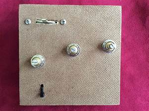 Fender Stratocaster Upgrade Wiring Kit With Pio Vintage