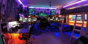 Gaming Zimmer Ideen : gaming room high end zimmer kostete 9 jahre arbeit und eine menge geld ~ Markanthonyermac.com Haus und Dekorationen