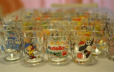 Nutella Bicchieri by Nutella Collector Jar Vasetto Nutella Possono Essere Usati
