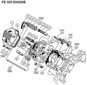 Fe 350 Engine - Carryall 2 Plus And 6  U2013 Part 4