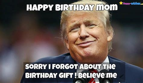 Funny Birthday Memes For Mom - happy birthday wishes for mom quotes images and memes mother s birthday