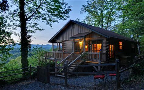 blue mountain cottage endless view cabin in blue ridge mountain sliding rock
