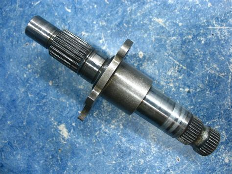 kick start shaft spindle kickstart  yamaha xt xt   ebay