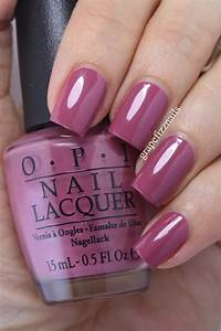 Grape Fizz Nails: Aloha from OPI and Just Lanai-ing Around  Opi