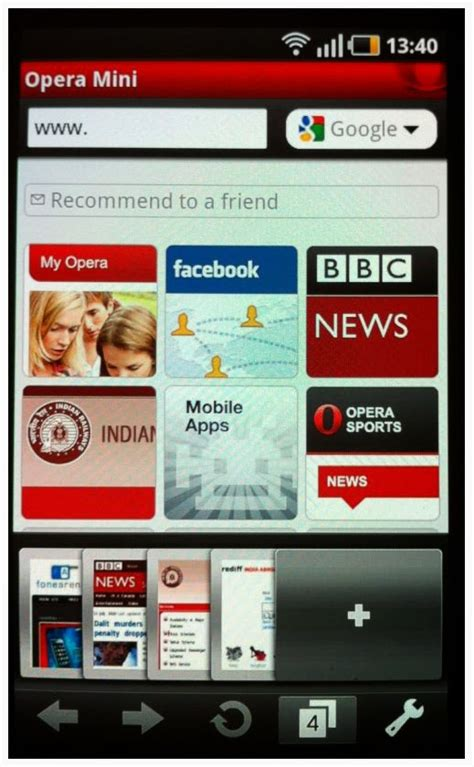 Download & install opera mini browser beta varies with device app apk on android phones. Opera Mini Free Direct Download APK for Android phone ...