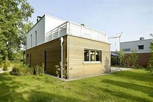 Bauhaus Bungalow Fertighaus : fertighaus flachdach modell monti ein fertighaus von gussek haus ~ Sanjose-hotels-ca.com Haus und Dekorationen