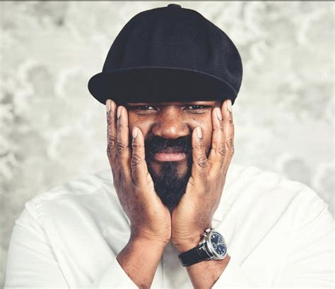 gregory porter religion the town