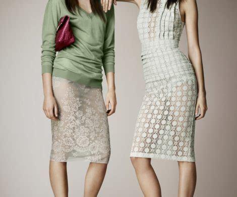 durchsichtige kleider fuer damen mit stil