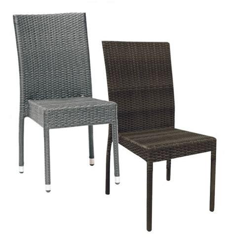 chaises tressées chaise tressée lot de 2