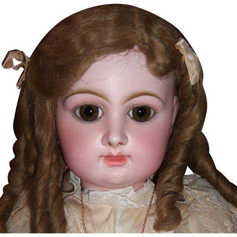Hair Implants Shawnee Mission Ks 66279 Prettiest Antique Doll By Rabery Delphieu Rd 32 Quot