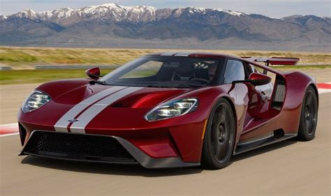 2020 Ford Gt40 by 2020 Ford Gt40 0 60 Colors Release Date Interior