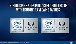 Intel launches 5 new 8th Gen G-series chips with AMD RX ...