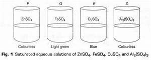 Cbse Class 10 Science Lab Manual - Reactivity Series