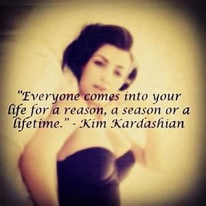 Kim Kardashian Quotes. QuotesGram