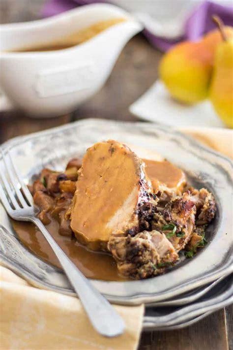pork loin roast cooker slow cooker pork loin roast