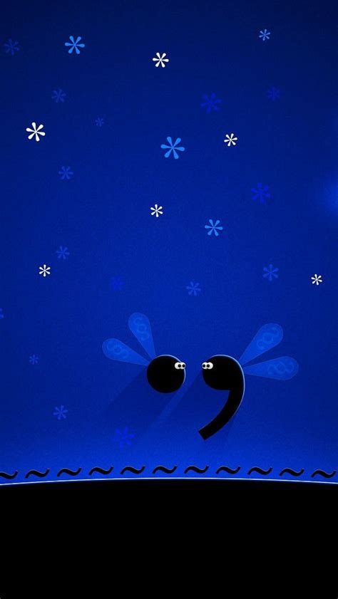 cute blue background iphone  wallpapers blue wallpaper