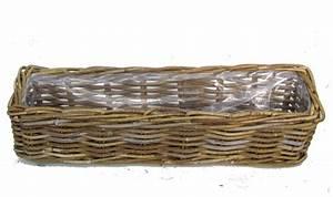 Große Winterharte Kübelpflanzen : pflanzkorb geflochten eckig 60 cm lang pflanzen versand ~ Michelbontemps.com Haus und Dekorationen