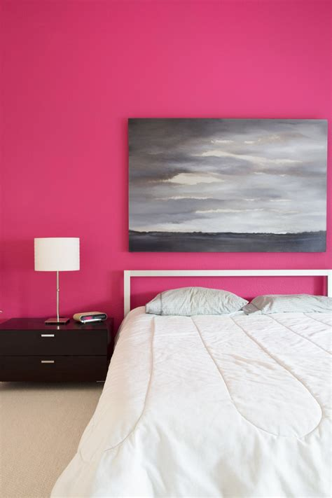 pink color bedroom walls painting ideas 10 intense wall paint colors to push your style apartment therapy
