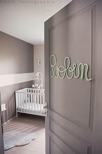 la chambre bebe de robin blog decoration bebe et enfant With affiche chambre bébé avec bouquet par internet