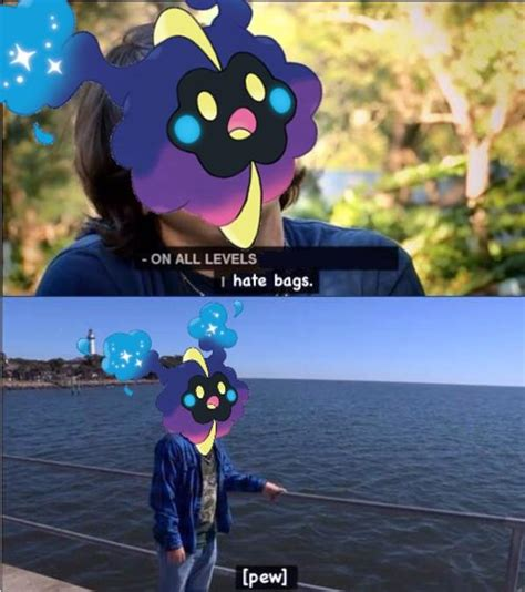 Nebby Memes - on all levels i hate bags get in the bag nebby know your meme