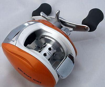 high quality okiwa 100 baitcast fishing reel aluminum spool gear ratio bhtackle