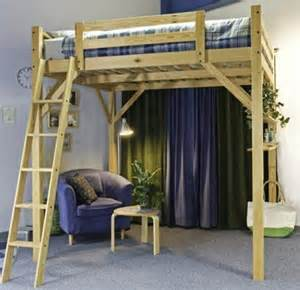 space saving loft beds by timbernest beds and mattresses