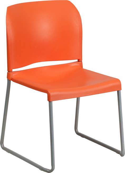 hercules series 880 lb capacity orange back