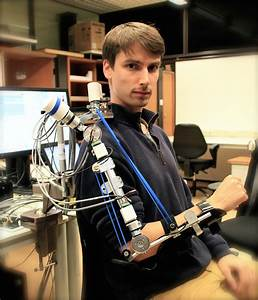 A-Gear robotic arm has potential to help those with ...
