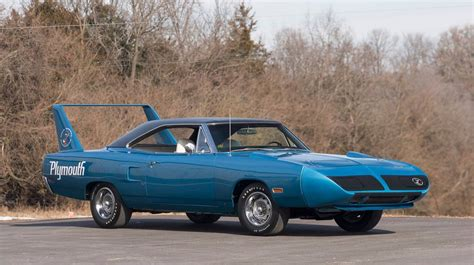 There's An All-original 1970 Plymouth Superbird Headed To