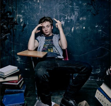 Jeremy Allen White/ Lip Gallagher on Shameless   Men ...