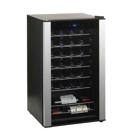 Wine Enthusiast Evolution Series 34bottle Wine Cooler