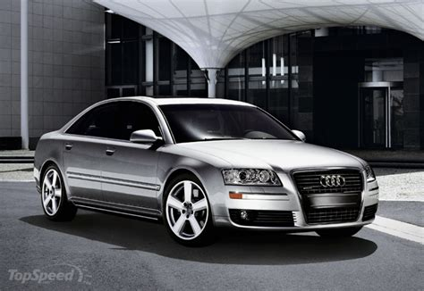 Review Audi A8 by 2007 Audi A8 Review Top Speed