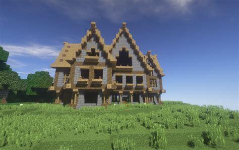 Medium Sized Medieval House, creation #7944