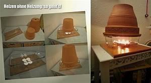 Heizen Mit Teelichtern : heizen ohne heizung so gehts haus home decor diy ~ Jslefanu.com Haus und Dekorationen