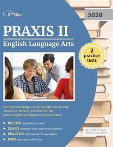 Praxis Ii English Language Arts Content Knowledge  5038