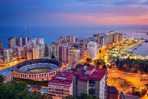 Malaga, Andalusia  Spain  Travel Channel Spain