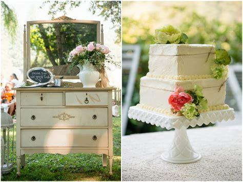 Rustic Inspired Vintage Wedding Rustic Wedding Chic
