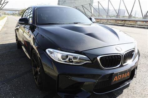 Arma Speed Bmw M2 Gts Full Carbon Fiber Hood