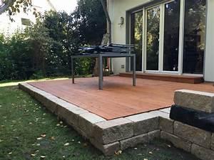 Rigipsdecke Unterkonstruktion Holz : terrasse holz unterkonstruktion ~ Frokenaadalensverden.com Haus und Dekorationen