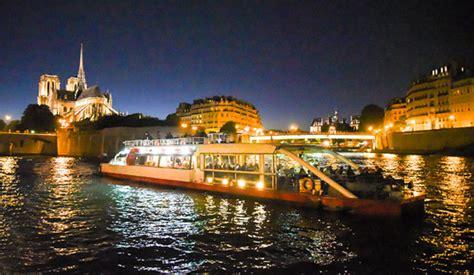 Bateau Mouche Et Bus Paris by Croisiere Seine Paris