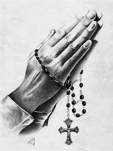 Praying Hands Pencil by JacksonMac on DeviantArt