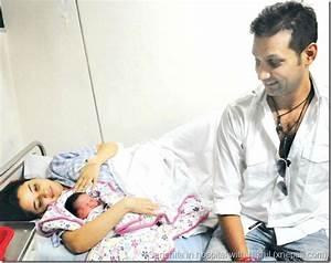 Sanchita gave birth to a daughter – Nepali Movies, films