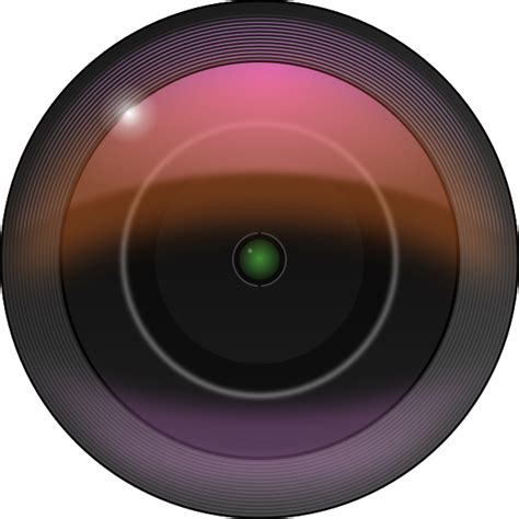 foto de Leftover Bacon Camera Lens Clip Art at Clker com vector