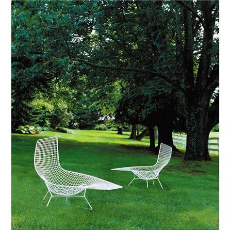 chaise bertoia knoll bertoia asymmetric chaise knoll