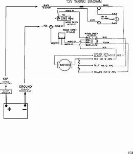 How To Wire A 24 Volt Trolling Motor Diagram