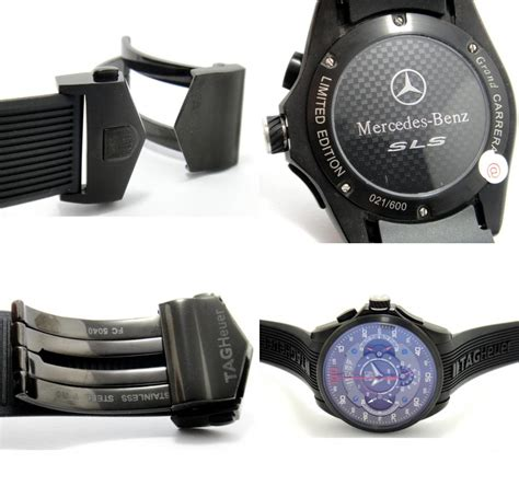 Find great deals on ebay for mercedes sls sale. Tag Heuer Grand Carrera Mercedes Benz Sls Ltd Edt - WatchMarkaz.pk - Watches in Pakistan | Rolex ...